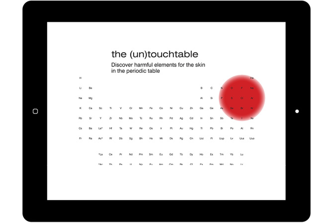 App design the untouchtable annelien hofmans urtaz Image collections